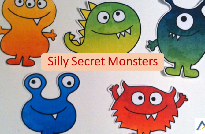 Silly Secret Monsters (virtual)